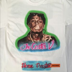 Lil Wayne x Heron Preston